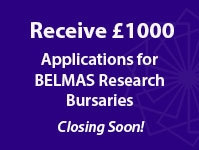 Closing Soon: BELMAS Research Bursaries
