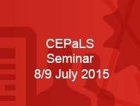 Critical Education Policy and Leadership Research Interest Group Seminar: 8-9th July 2015