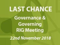 Governing and Governance in Education RIG Meeting