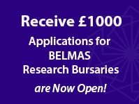 Receive £1000: apply for a BELMAS Research Bursary