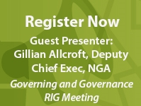 Last Chance: Meeting of the Governing and Governance in Education RIG