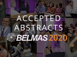Accepted Abstracts: BELMAS Annual Conference 2020