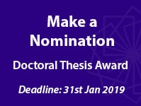 Make a Nomination: BELMAS Doctoral Thesis Award
